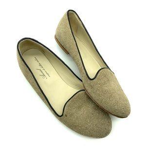 Anniel Italian Ballet Flats Loafers